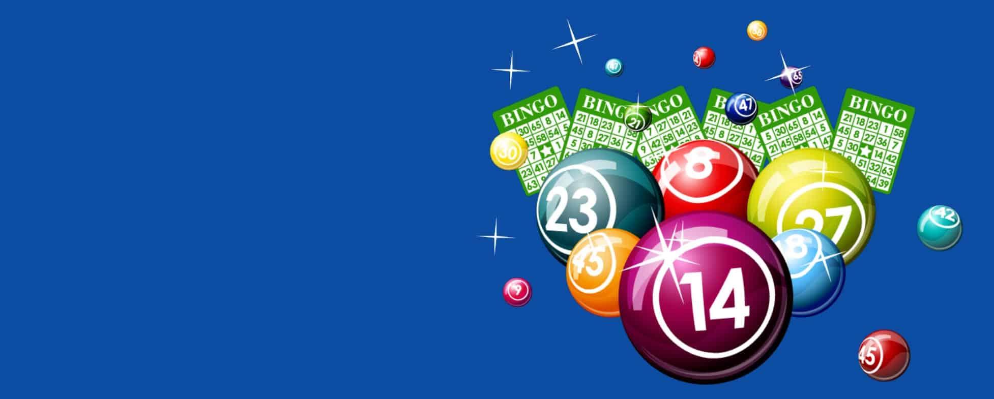 Image of lottery & bingo