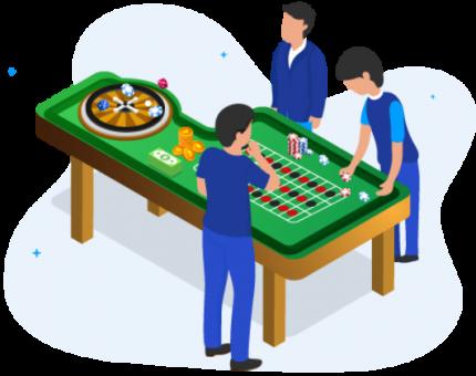 landbased casino